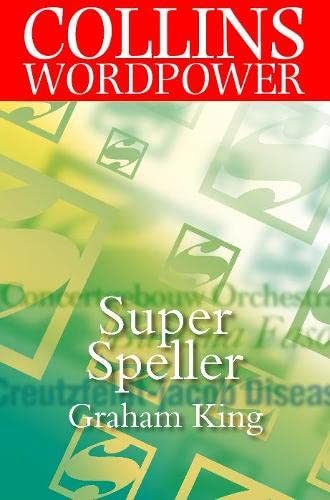 9780004723716: Super Speller (Collins Word Power)