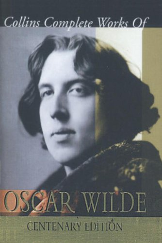 9780004723723: Collins Complete Works of Oscar Wilde: Centenary Edition