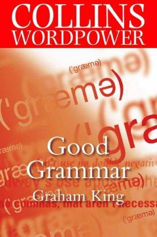 9780004723747: Collins Word Power - Good Grammar