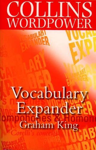 9780004723822: Vocabulary Expander (Collins Word Power)