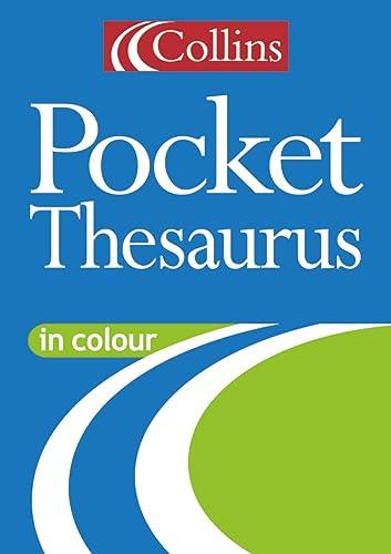 9780004723976: Collins Pocket Thesaurus