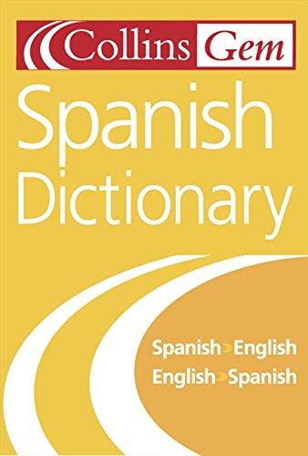 9780004724140: Collins Gem Spanish Dictionary