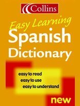 9780004724171: Collins Easy Learning Spanish Dictionary (Collins Easy Learning Spanish) (Easy Learning Dictionary)