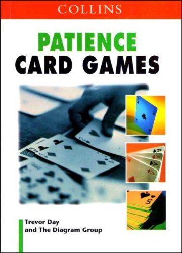 9780004724454: Collins Pocket Reference - Patience Card Games