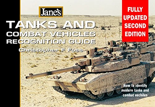 9780004724522: Tanks and Combat Vehicles Recognition Guide: Every tank and AFV in use today in colour (Jane's) (Jane's Recognition Guides)