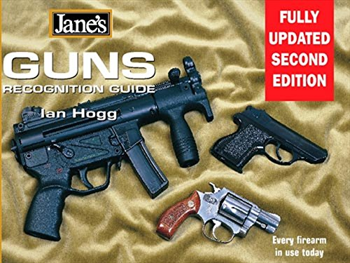 9780004724539: Guns Recognition Guide: Every firearm in use today (Jane's) (Jane's Recognition Guides)