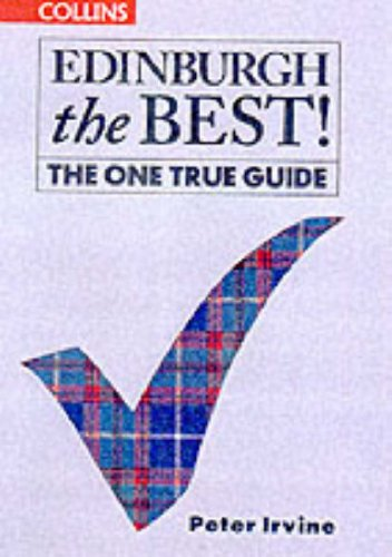 9780004724645: Edinburgh The Best!: The One True Guide