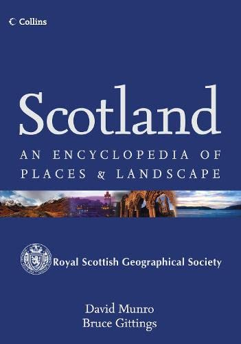 9780004724669: Scotland: An Encyclopedia of Places and Landscape
