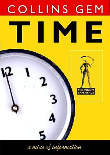 9780004724720: Collins Gem - Time