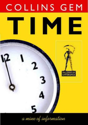 9780004724720: Time (Collins Gem)