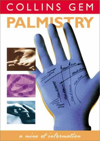 9780004724805: Collins Gem - Palmistry