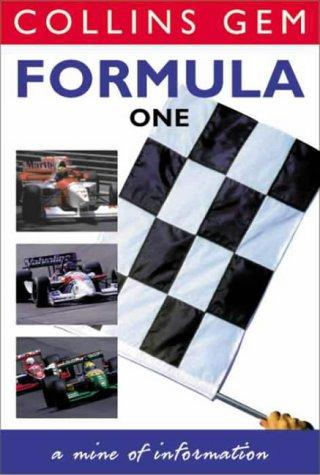 9780004724812: Formula One (Collins GEM)