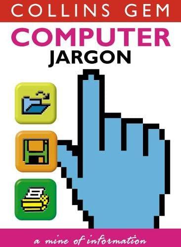 9780004724843: Collins Gem - Computer Jargon