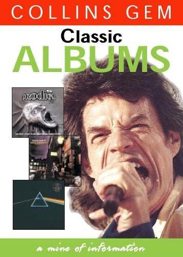 9780004724850: Classic Albums (Collins GEM)