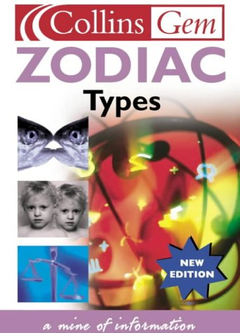 9780004725161: Zodiac Types (Collins GEM)