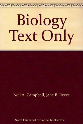 9780004746326: Biology (Sixth Edition)