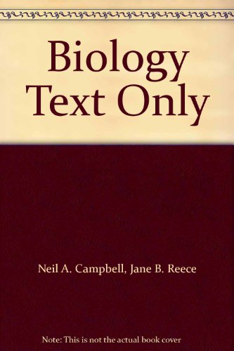 9780004746326: Biology Text Only
