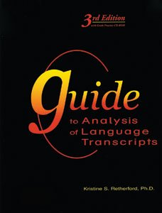 9780004832180: Guide to Analysis of Language Transcripts - Textbook Only