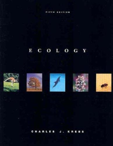 9780004862491: ECOLOGY -TEXT