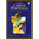9780004975191: Creating Your Career Portfolio: At a Glance Guide for Students - Textbook Only