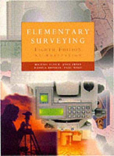 9780004990019: Elementary Surveying: S. I. Adaptation, 8th Edition