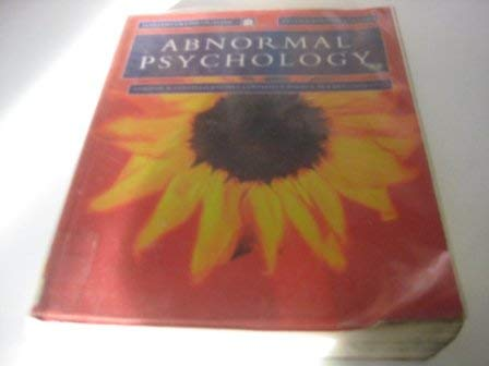9780004990200: Abnormal Psychology (Outline)
