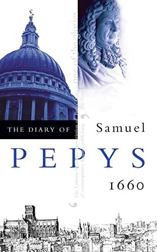9780004990217: The Diary of Samuel Pepys: 1660