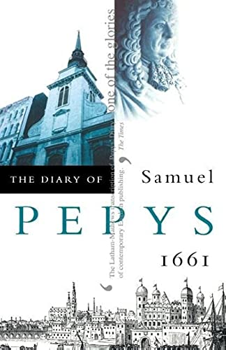 9780004990224: The Diary of Samuel Pepys: 1661