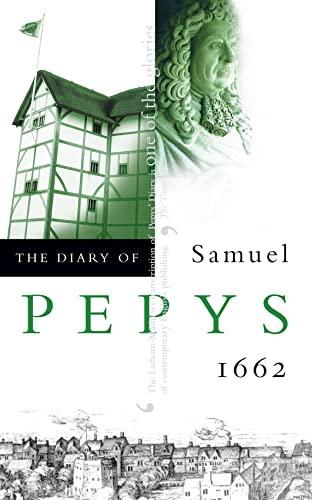 9780004990231: The Diary of Samuel Pepys: 1662