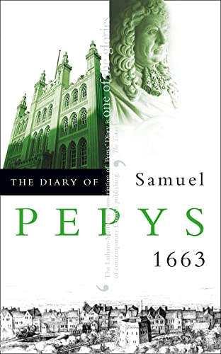 9780004990248: 004: The Diary of Samuel Pepys: Volume IV - 1663: 1663 v. 4