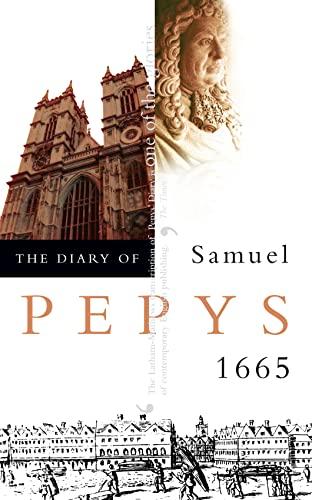 9780004990262: The Diary of Samuel Pepys: 1665