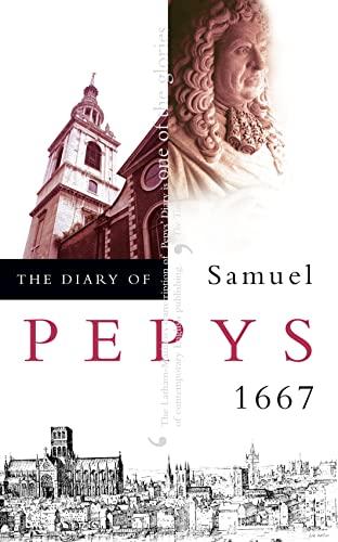 9780004990286: The Diary of Samuel Pepys: Volume VIII - 1667: 1667 v. 8