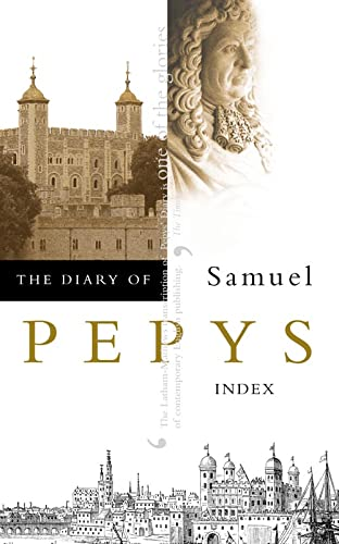9780004990316: 11: The Diary of Samuel Pepys: Index v. 11