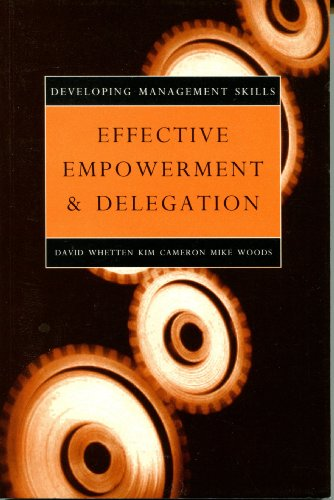 9780004990392: Effective Empowerment and Delegation (Developing Management Skills)