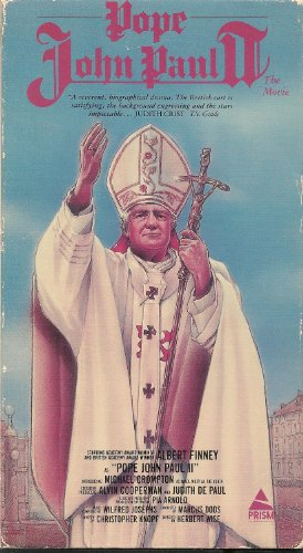 9780005000052: Pope John Paul II: The Movie [VHS]