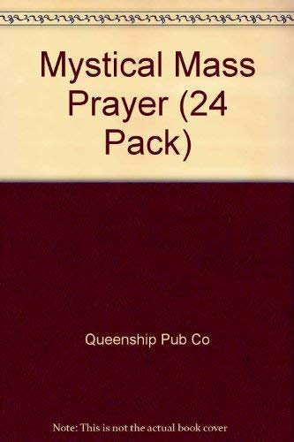 9780005000281: Mystical Mass Prayer (24 Pack)