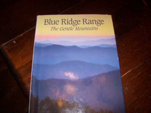 9780005001417: Blue Ridge Range: The Gentle Mountains