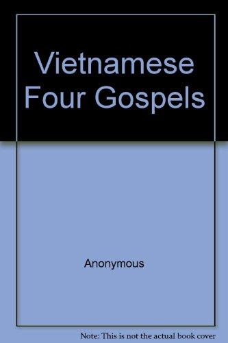 9780005003053: Vietnamese Four Gospels
