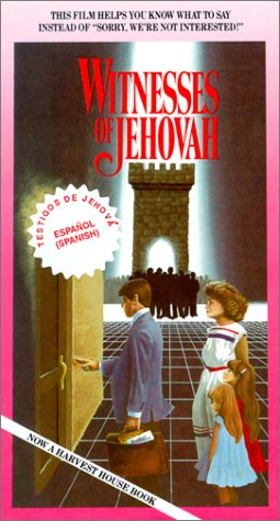 9780005004104: Witnesses of Jehovah [VHS]