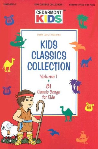 Kids Classics Songbooks: Volume 1