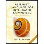 9780005013953: Assembly Language for Intel-Based Computers - Textbook Only by Kip R. Irvine (2003) Hardcover
