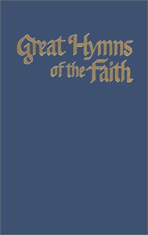 9780005016442: Great Hymns of the Faith-Blue: King James Version Responsive Readings