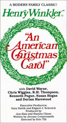 9780005019283: An American Christmas Carol [VHS]