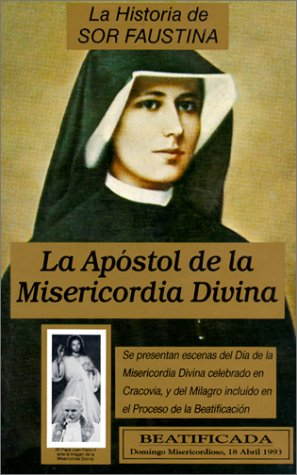 9780005021576: La Historia de Sor Faustina: La Apostol de la Misericordia Divina / The Life of Sister Faustina [VHS]