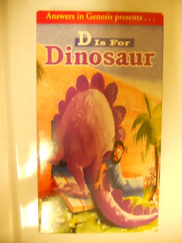 9780005047279: D is for Dinosaur [VHS]