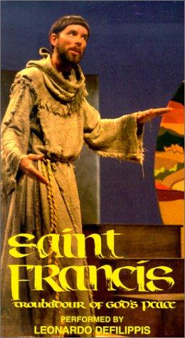 9780005055007: Saint Francis: Troubadour of God's Peace [VHS]
