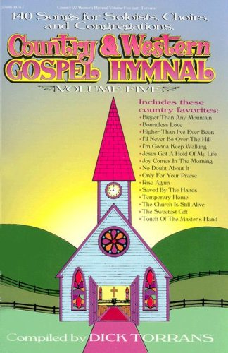 9780005059463: Country & Western Gospel Hymnal Volume Five