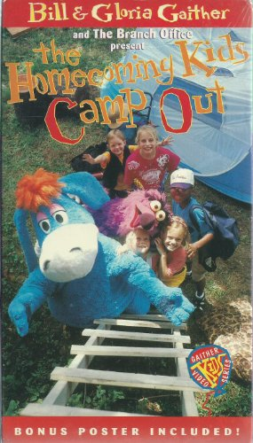 9780005059838: The Homecoming Kids Camp Out [VHS]