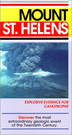 9780005061169: Mount St. Helens [VHS]