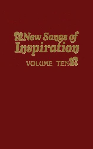 9780005064290: New Songs of Inspiration Volume 10: Shaped-Note Hymnal